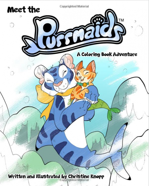 meet the purrmaids
